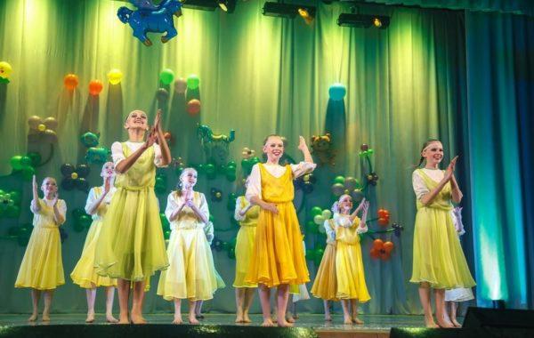 Детский концерт ансамбля «Мелиссента» (0+)