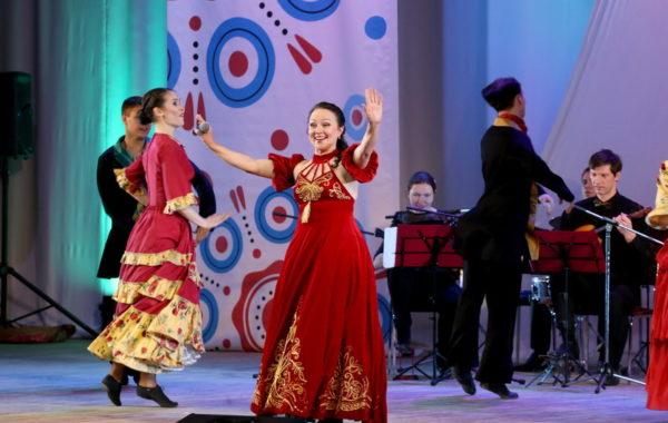 Юбилейный концерт Ирины Холманских