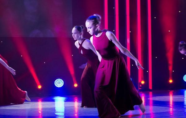"""Отчетный концерт Образцового ансамбля современного танца """"Клеопатра"""""""