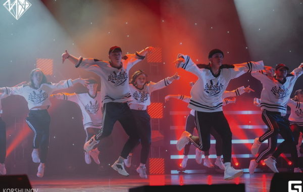 """Шоу-концерт танцевального коллектива """"Magic Move"""""""