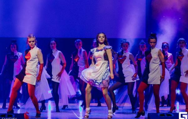 """Отчетный концерт школы танцев """"Ювента"""""""