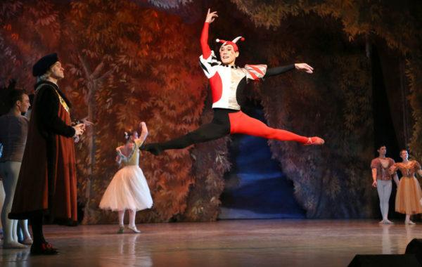 Гастроли Театра оперы и балета Республики Коми 25-28 сентября 2018 г. (0+)