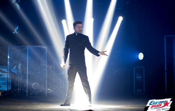 Концерт Сергея Лазарева 07.12.2018 (12+)