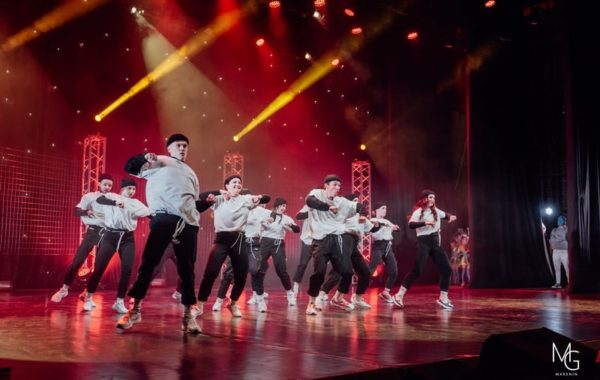 "Отчетный концерт  территории танцев ""MAGIC MOVE"" 19.05.2019 г. (6+)"