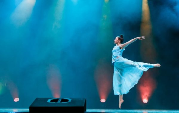 Отчетный концерт студии современной хореографии «Призвание» 23.05.2019 (0+)