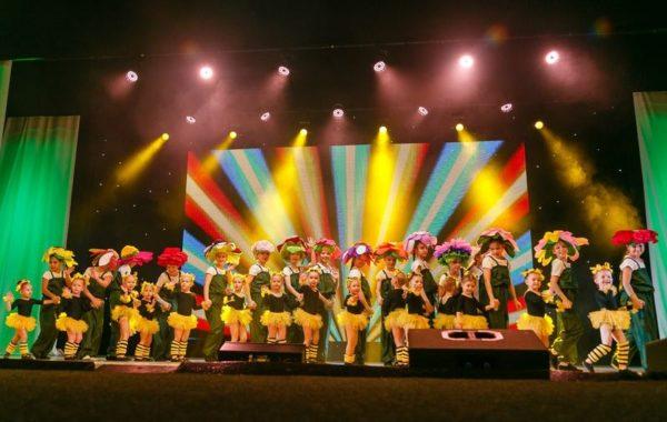 """Новогодний концерт ансамбля """"Клеопатра"""" 21.12.2019 г. (0+)"""